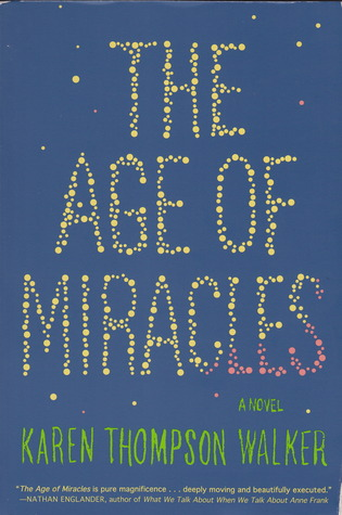 The Age of Miracles Book Cover