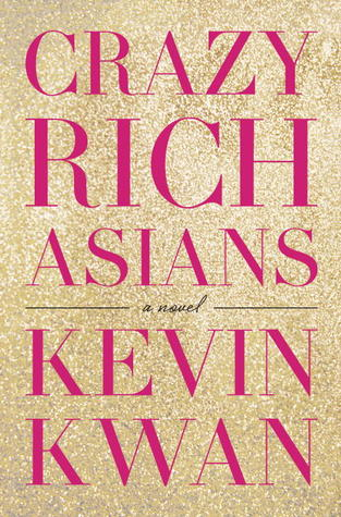 Crazy Rich Asians by Kevin Kwon (Book Cover)