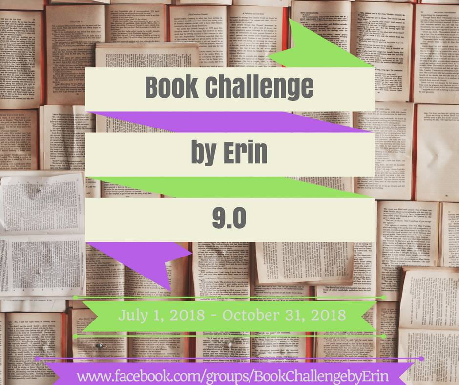 Book Challenge by Erin 9.0