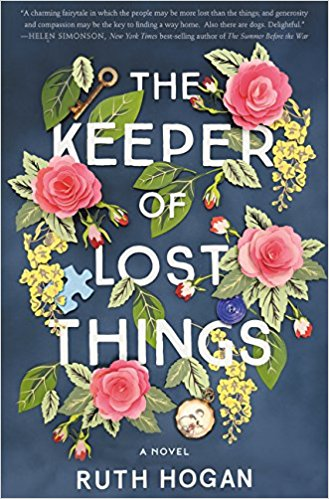 The Keeper of Lost Things Book Cover
