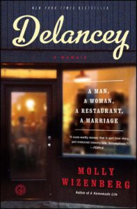 Delancey Book Cover