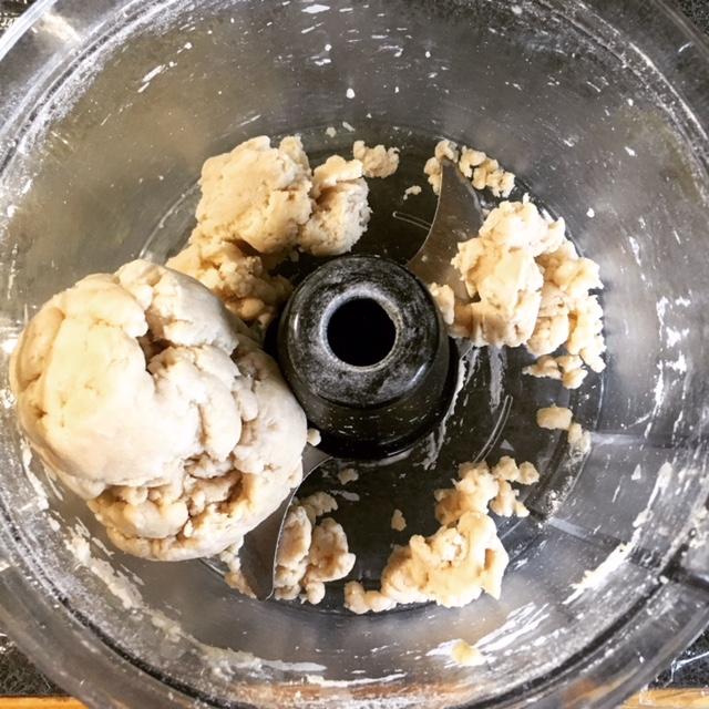 Tart Pastry Dough