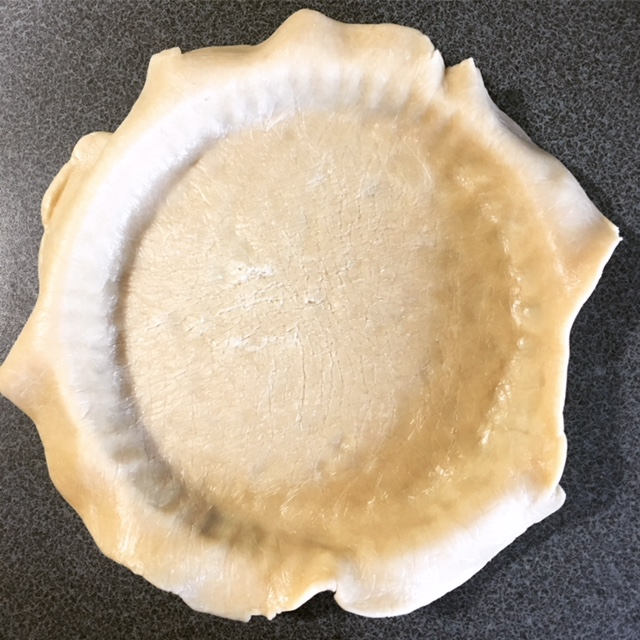 Tart Pastry in Pan