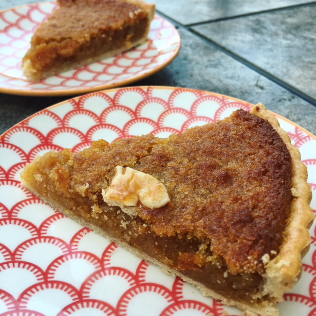 Slice of Treacle Tart