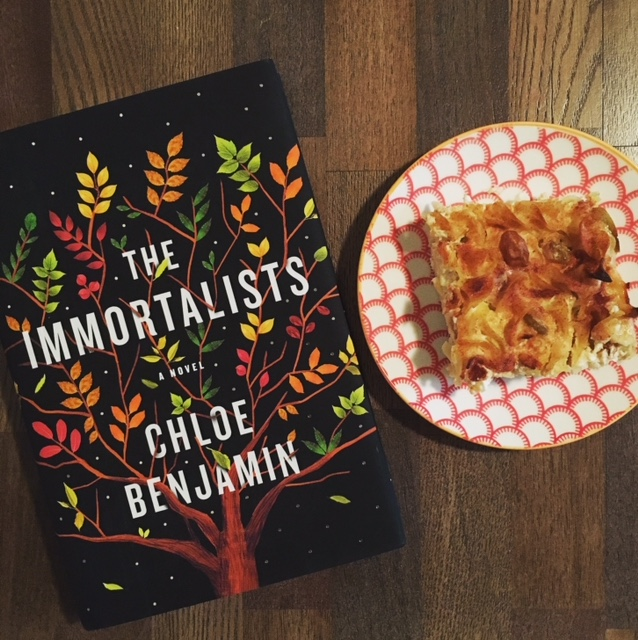 The Immortalists with Kugel