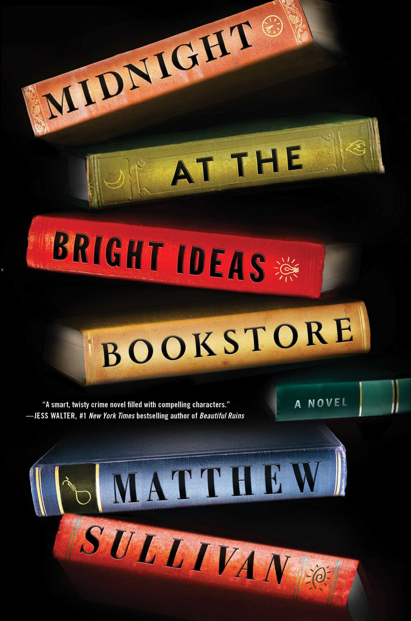 Midnight at the Bright Ideas Bookstore by Matthew J Sullivan