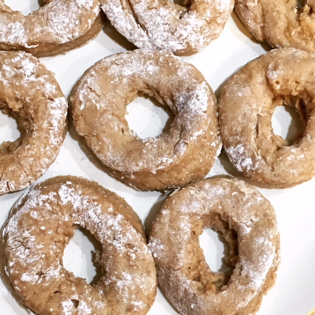Uncooked Donuts