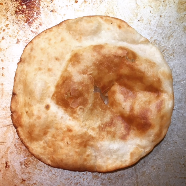 Fried Tortilla