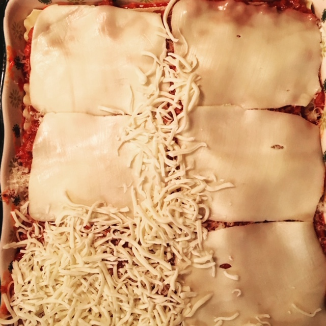 Final Layer of Lasagna