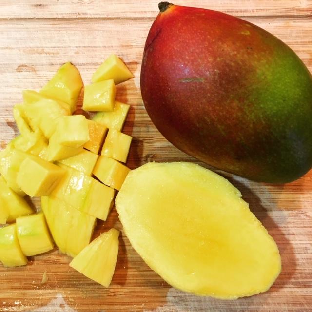 Mango Diced