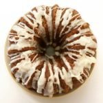 Gingerbread Cake with Orange Glaze