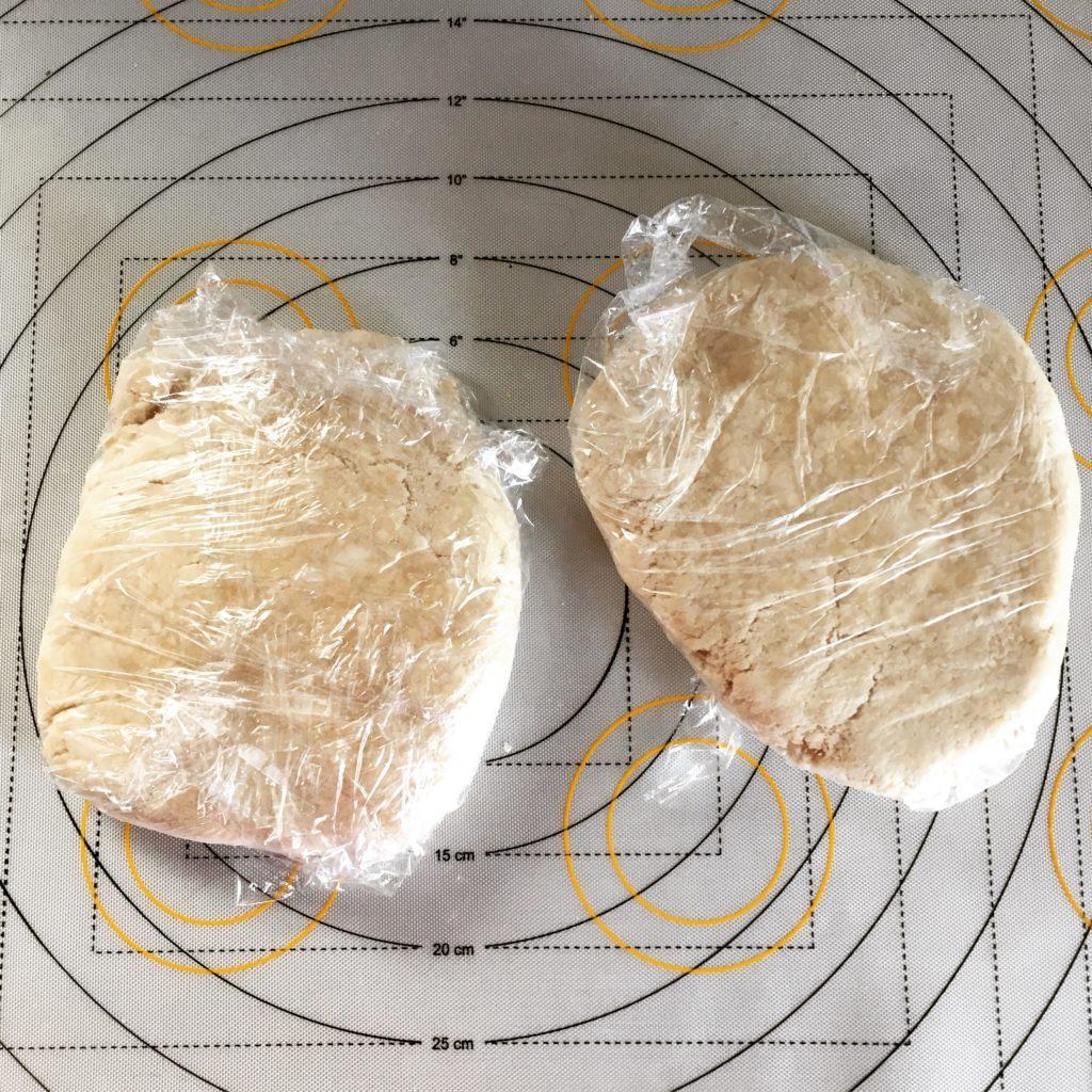 Pie Dough Discs