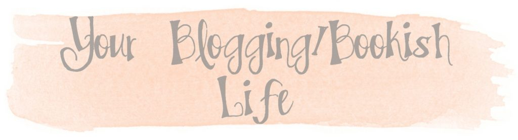 Book Blogging Banner