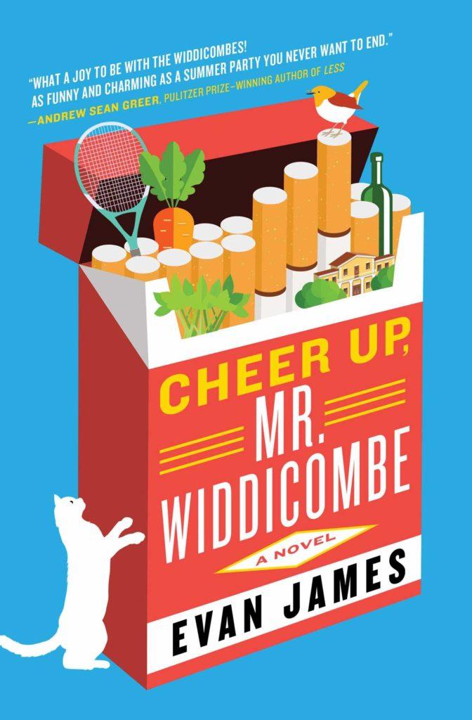 Cheer Up Mr Widdicombe by Evan James
