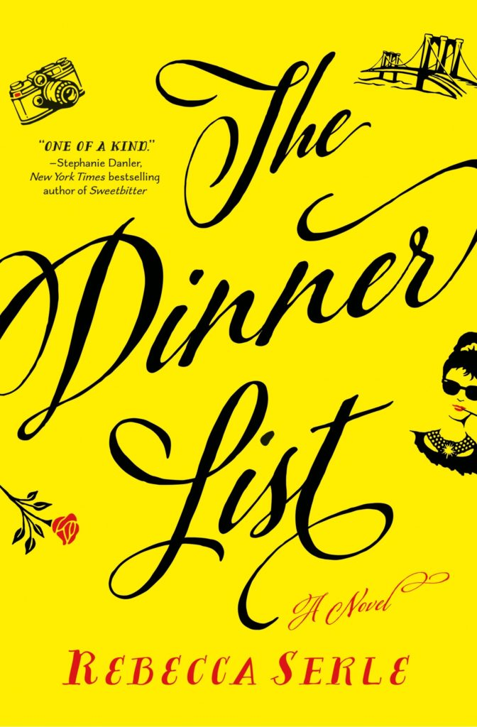 The Dinner List by Rebecca Serle