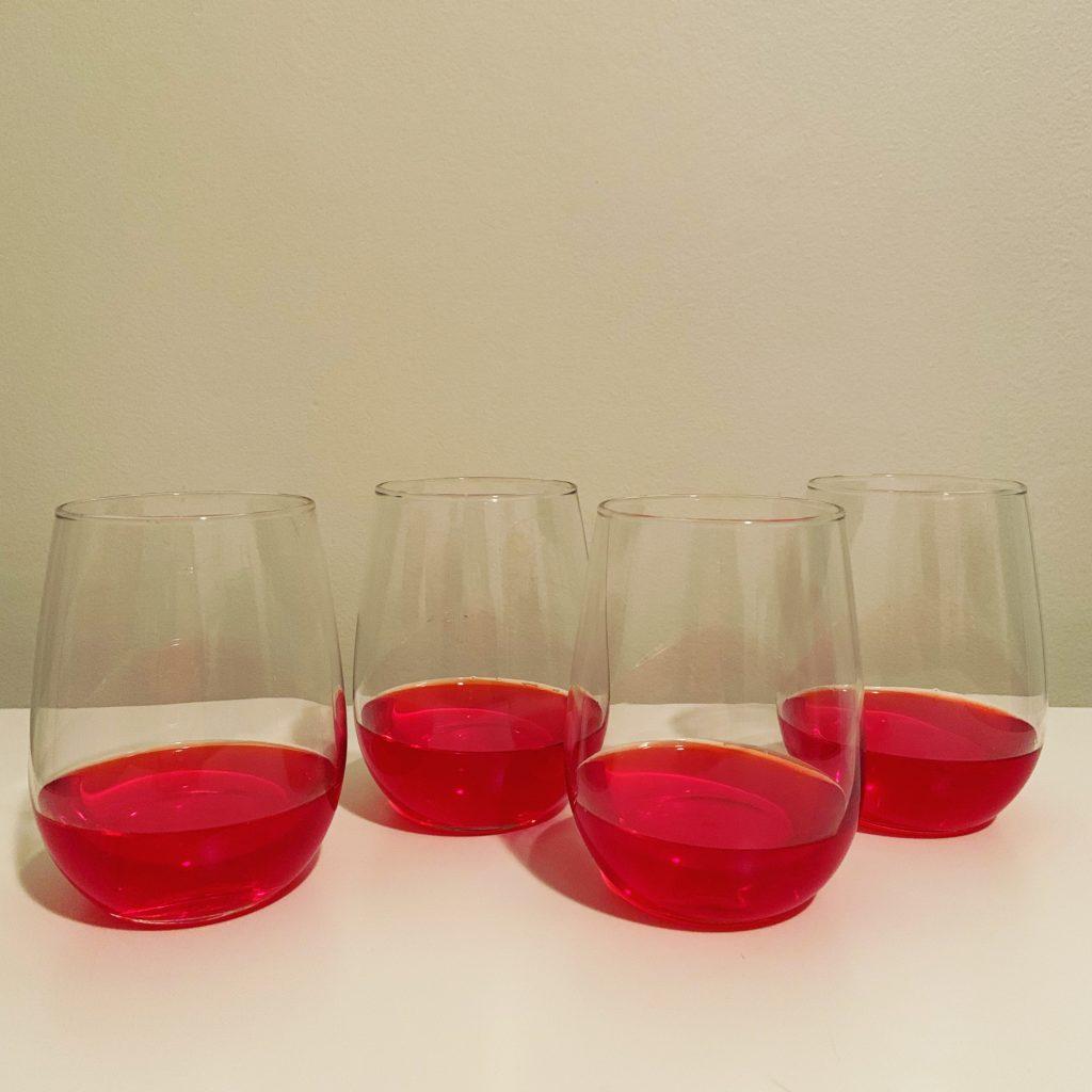 Jello Cups