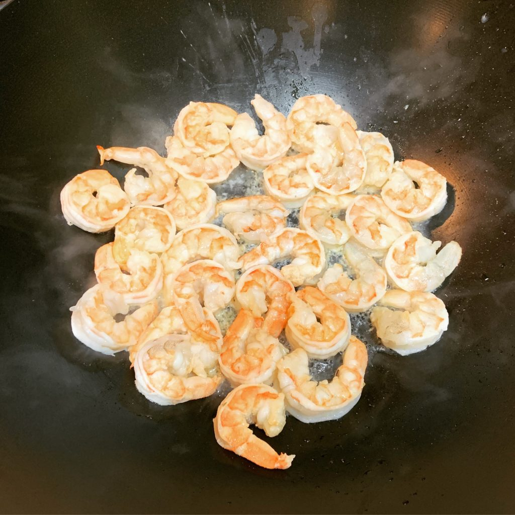 Shrimp for Fried Rice