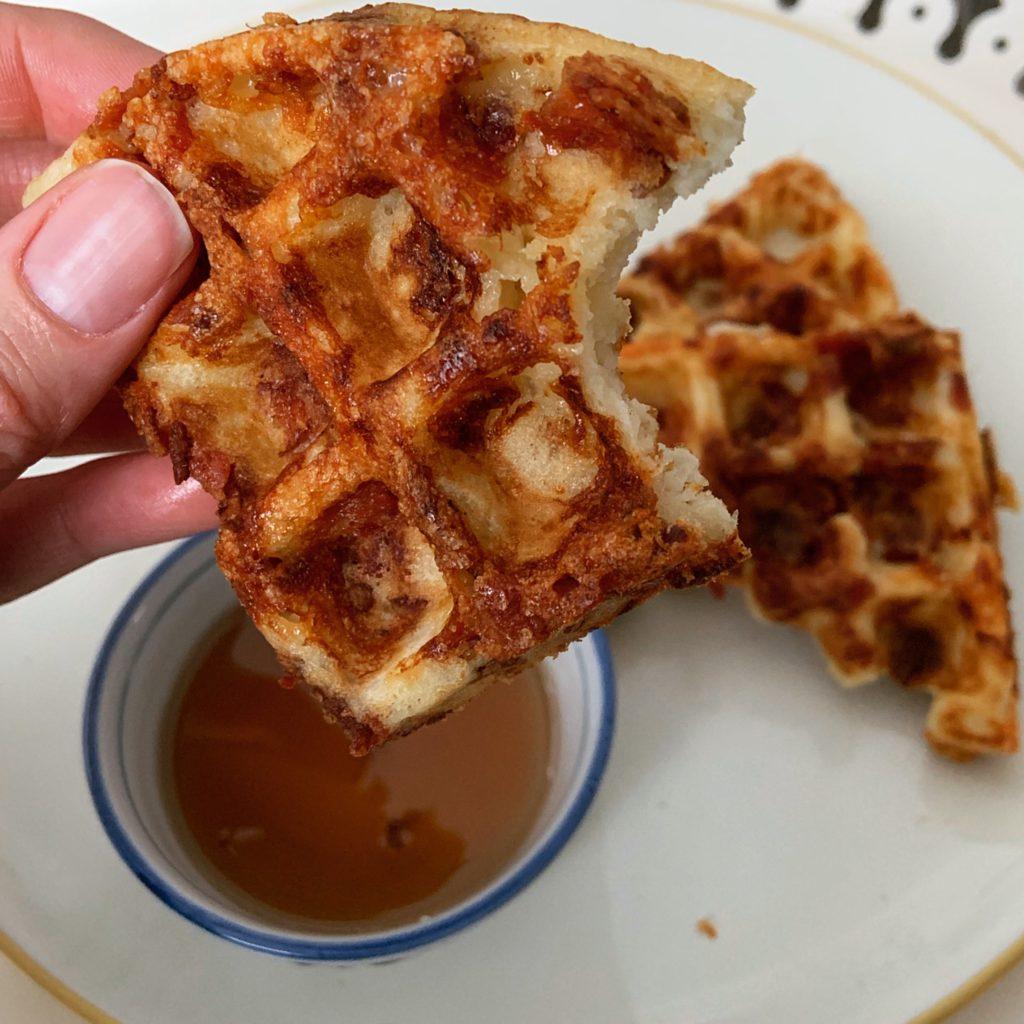 Grits Waffles
