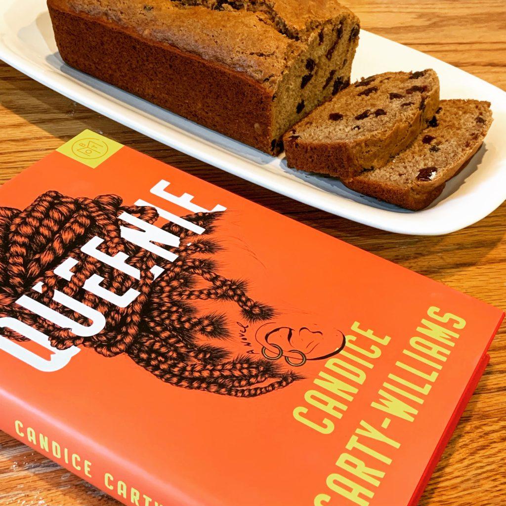 Jamaican Bun Book Club Recipe for Queenie