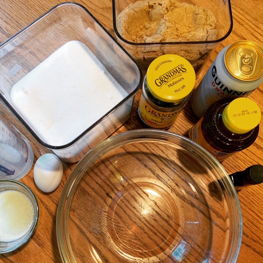 Wet Ingredients for Baking