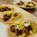 Mushroom Tacos
