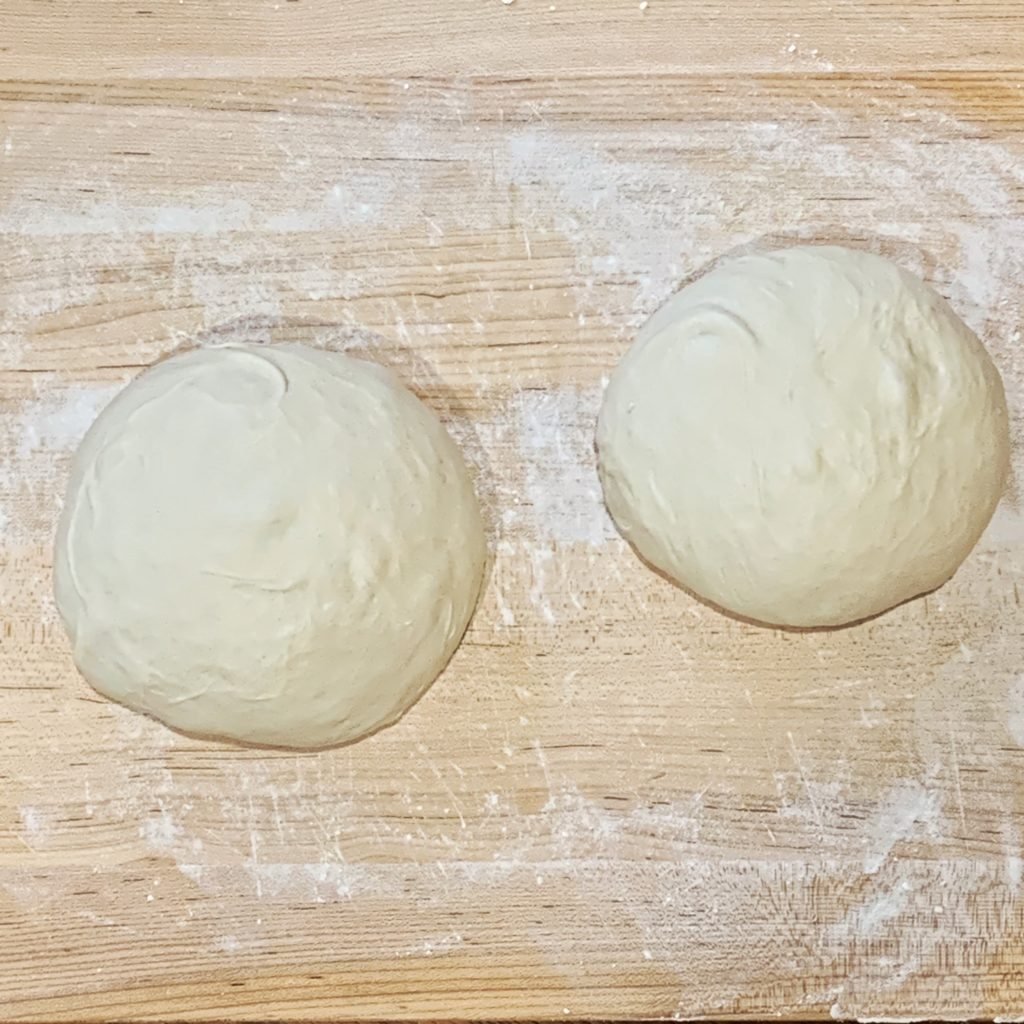 Pizza Dough Balls