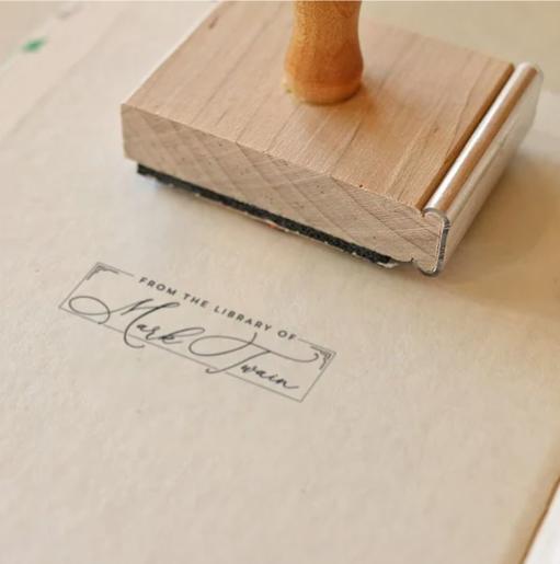 Book Stamp