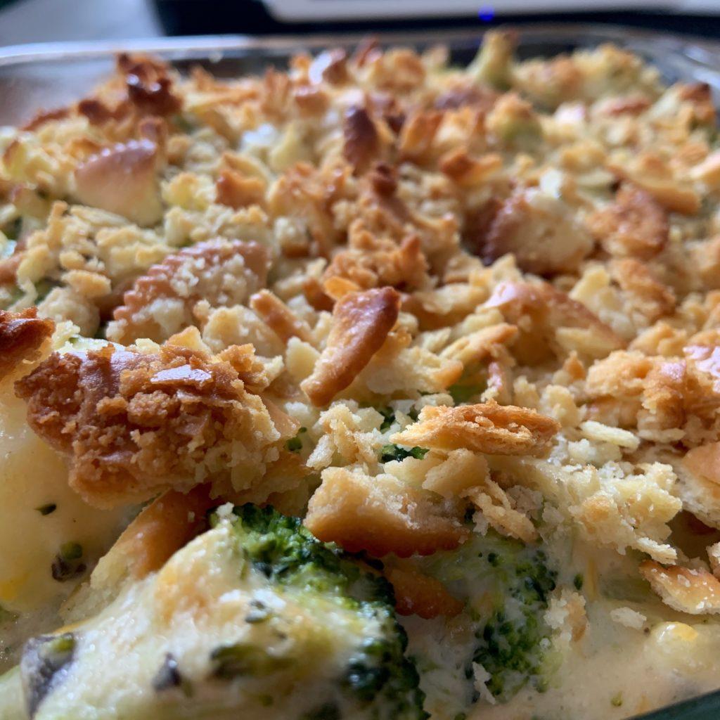 Broccoli stew