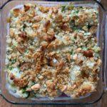 Broccoli stew, broccoli casserole