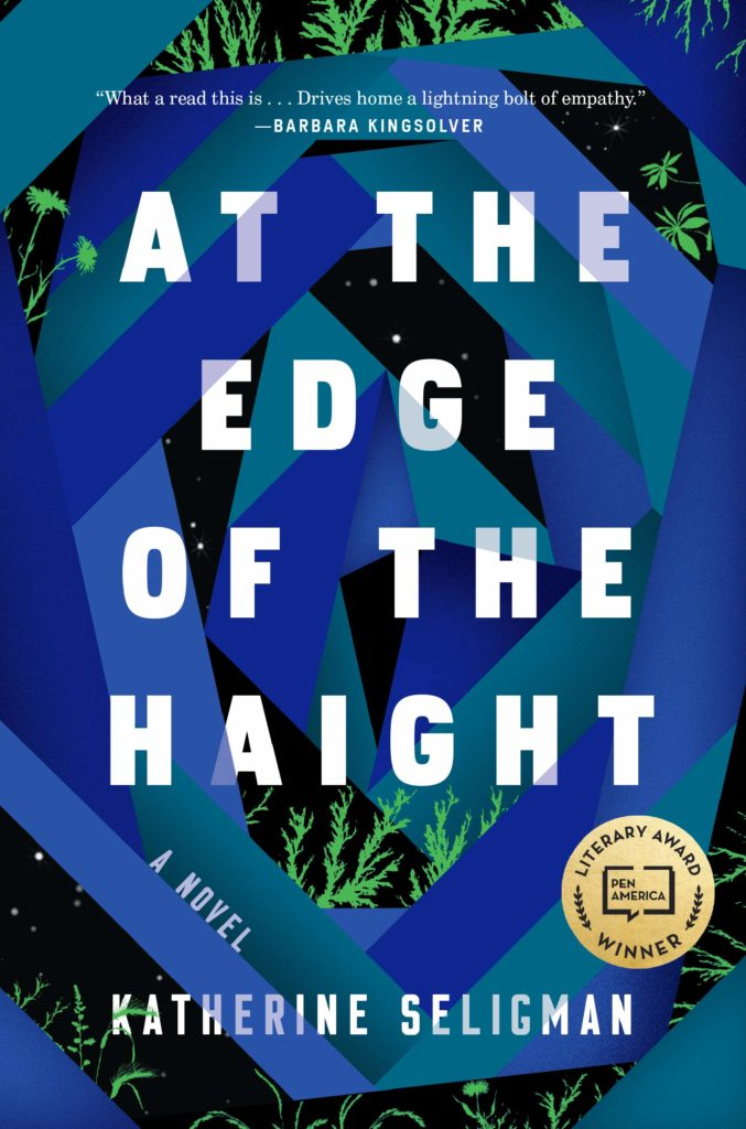 At the Edge of the Haight by Katherine Seligman