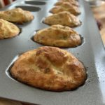 Parmesan herb madeleines